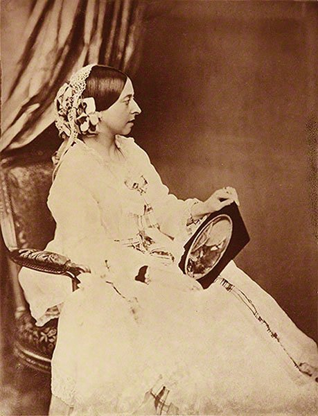 Queen Victoria was interested in photography's mechanics and artfulness.