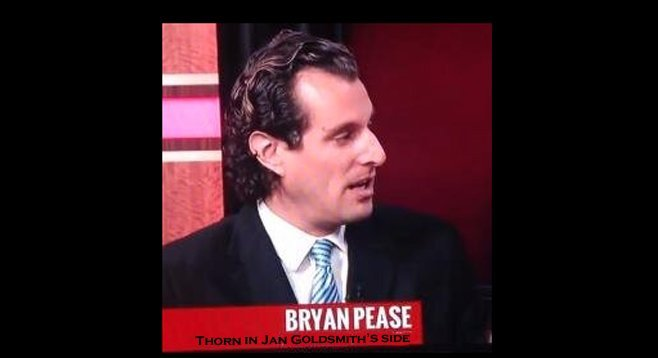 Image from Bryan Pease's Twitter profile