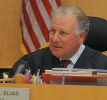 Judge Elias, justice tempered by mercy.