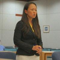 Prosecutor Mei Owen. Photo by Eva