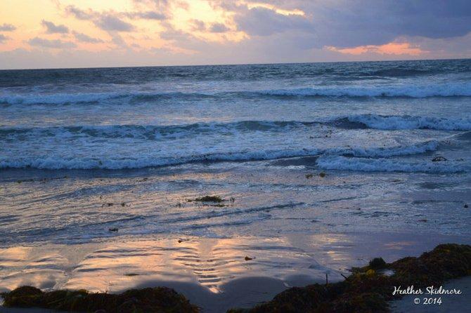 Mission Beach Sunset