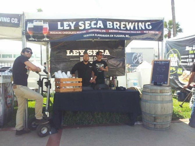 Ley Seca Brewing