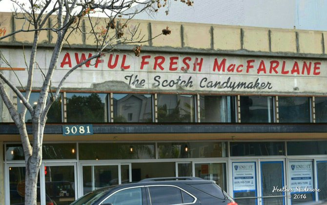 Awful Fresh MacFarlane