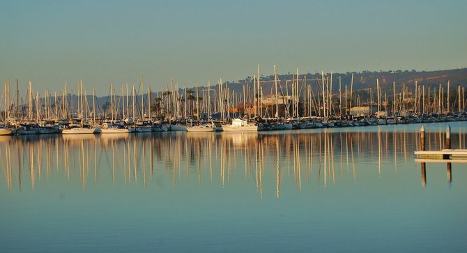 San Diego Harbor by San Diego Scenic Photography