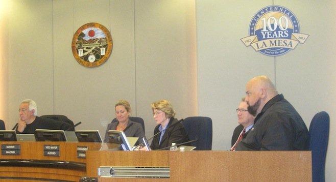 La Mesa City Council