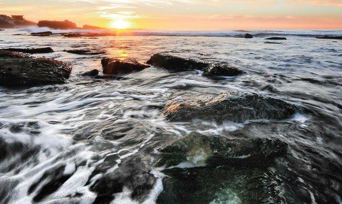 La Jolla Sunset by Kerstenbeck Photographic Art.