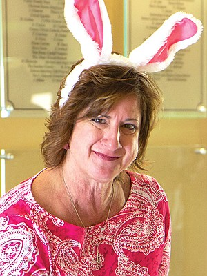 Program director Sandra Rocco-Melville has worked at Noah Homes for 27 years.