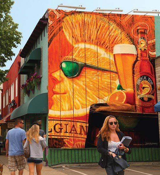 City sued over murals san diego reader for City lights mural