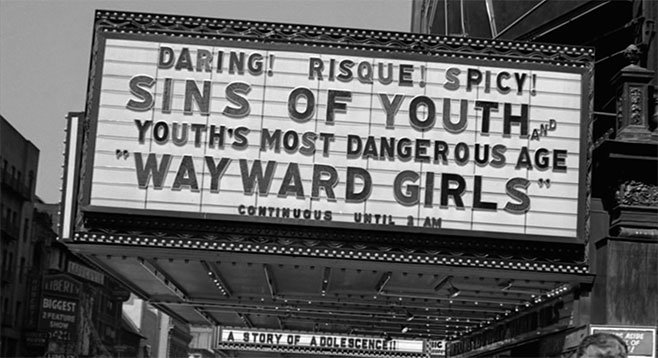 Wayward girls continuous until 2 a.m. and more in the birth-of-the-teen documentary, Teenage.