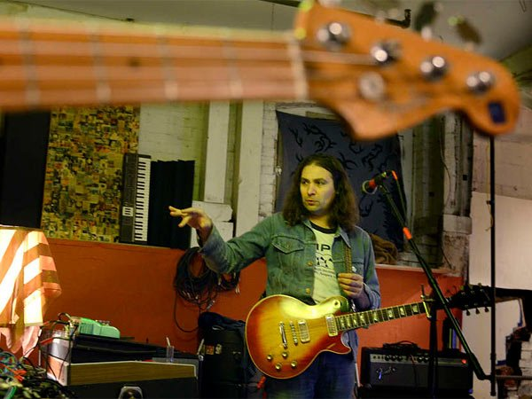 Rust-belt alt-rockers War on Drugs play Casbah Sunday night.