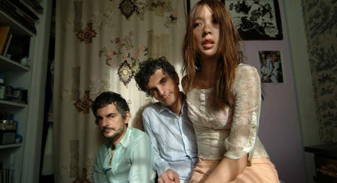 NYC alt-rock vets Blonde Redhead will  headline sets at this year's Desert Daze.
