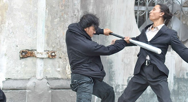 The Raid 2: Berandal: A movie that helpfully demonstrates the effect of watching it.