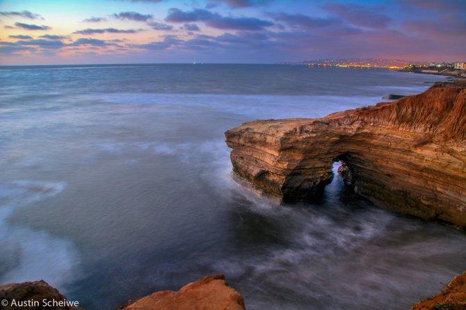 Sunset Cliffs, Ocean Beach