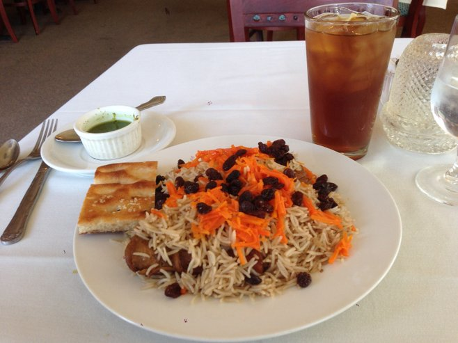 Getting to know you afghanistan san diego reader for Ariana afghan cuisine