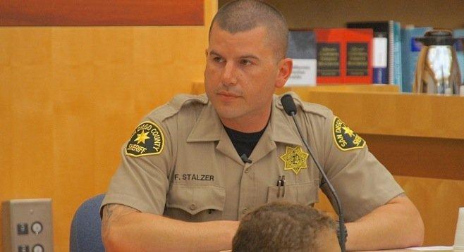 Officer Frank Stalzer