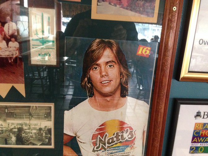 Sean Cassidy ate here when he was a teen idol