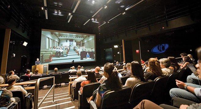 Thursday, April 24: Inaugural Filmatic Festival