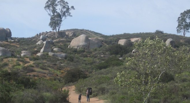 The Boulders may soon be in Mission Trails Regional Park