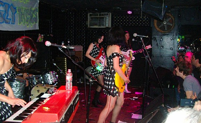 San Diego's salty supergroup the Rosalyns take the stage at Casbah Saturday night.