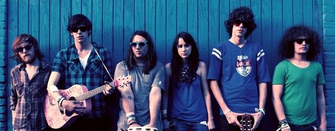 Alt-rock act Sleeper Agent will deliver its new disc, About Last Night, to the Irenic on Tuesday.