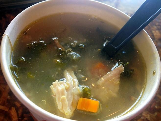 Super Chicken soup