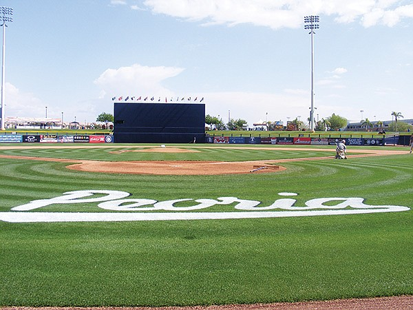 Seats at the main stadium in Peoria aren't as cheap as you might think, from $7 to $28 premium seats...