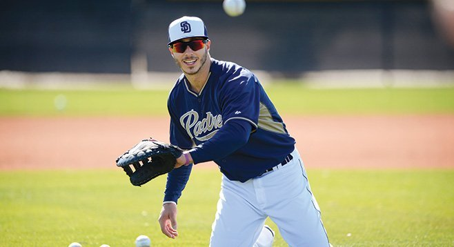 A good showing in spring training helped Tommy Medica leap from the minors to the big leagues.