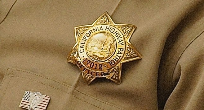 Lopez admitted assault on three CHP officers, according to court paperwork. Photo by Eva