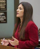 Prosecutor Claudia Grasso
