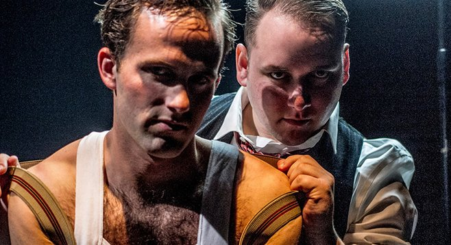 Thrill Me at Diversionary Theatre