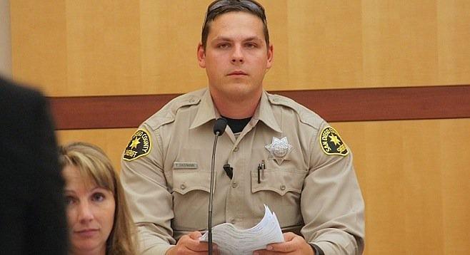 Deputy Eikermann