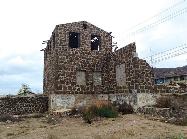 Popotla locals will tell you Al Capone used to hide out in the house.