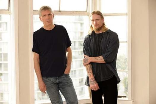Gregg Ginn and Mike Vallely will front this year's Black Flag at House of Blues on Tues.