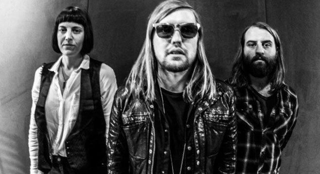 British alt-rockers Band of Skulls will get all Himalayan at House of Blues Monday night.