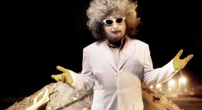 Gary Wilson & the Blind Dates hook up at Til-Two Friday night.