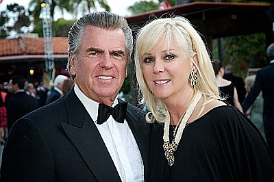 Michael McKinnon and his wife