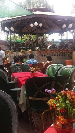 Tonalá's Plaza de Mariachis.