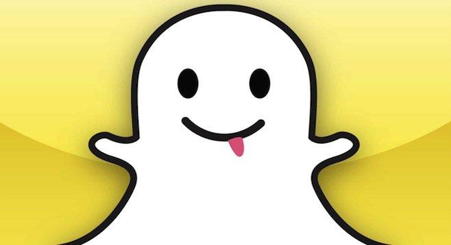Snapchat's marketing mascot