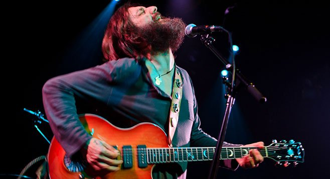 Blues-rock band Chris Robinson Brotherhood plays Belly Up on Friday and Pappy & Harriet's on Saturday.