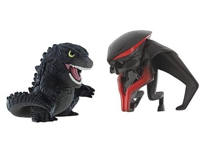 Monster battles!