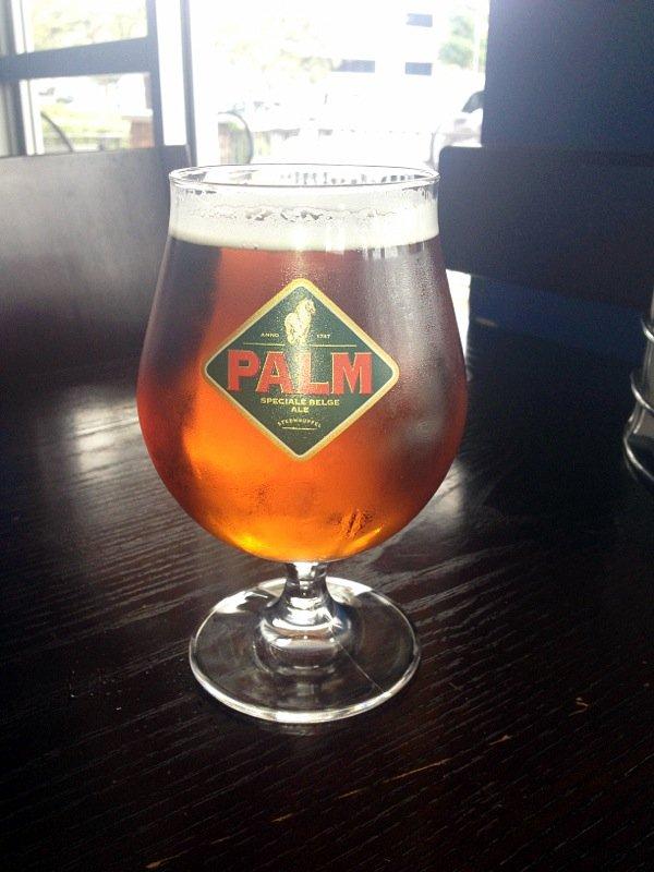 Palm Belgian amber ale, Bruski's.