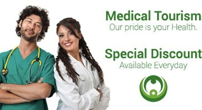 Online ad for bordermedicalservices.com