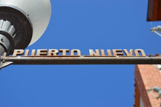 Traveled to Puerto Nuevo, Mx
