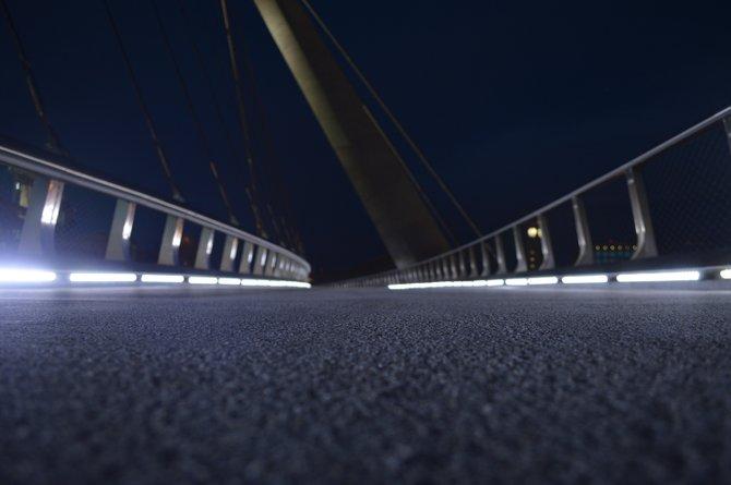 San Diego Pedestrian Bridge