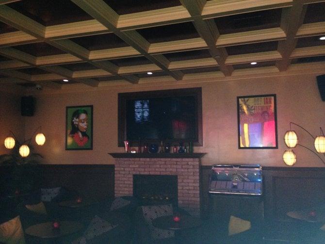 Cat Eye Club Interior