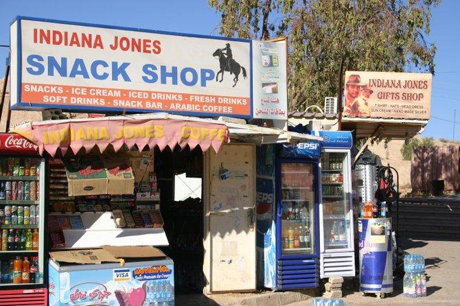 Indiana Jones Gift Shop, Petra