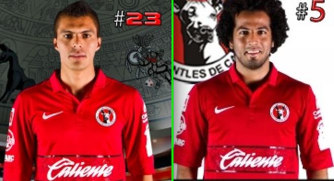 Richard Ruiz and Joshua Ábrego