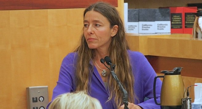 Evelyn Zeller, 44. Photo by Eva