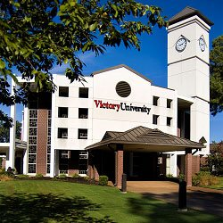 Victory University, a for-profit college in Tennessee, closed its doors upon completion of the semester.