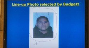Evidence photo of Martinez.